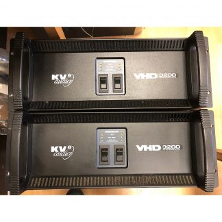 KV2 Audio VHD3200 Amplifier