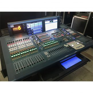 Midas PRO6 Digital Mixing Console and DL371 (DSP) Package