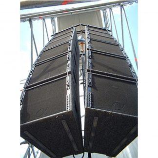 Nexo Alpha System (M3+B1 15 +amp rack)