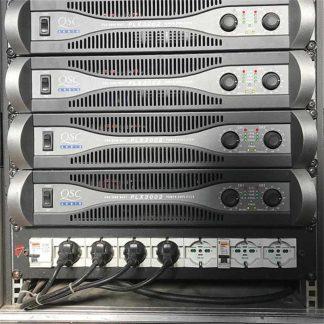 QSC PLX3002 Amplifier