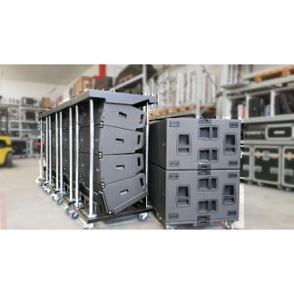 dB Technologies VIO L210 and VIO S218 Active Line Array System