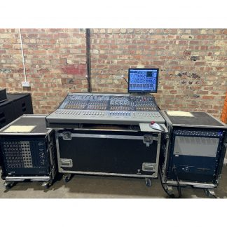 Avid Digidesign Venue Profile Digital Mixing Console with Midas XL48 Microphone Preamplifier