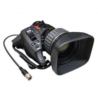 Canon HDGC KJ20x8.5 KRSD Camera Len