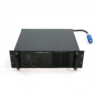 Crest Audio 8001 Power Amplifier
