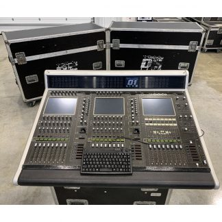 DiGiCo D5CS and D1 Digital Audio Console Package