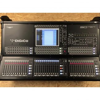 DiGiCo SD10T Digital Mixing Console Package (1)