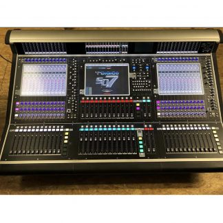 DiGiCo SD7 Digital Mixing Console Package (1)