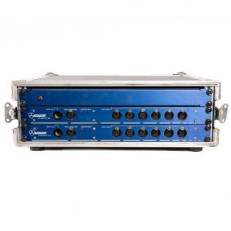 Dynatec XLR 5 P IN+LINK DMX Booster