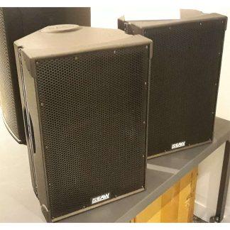 EAW NT26 2-way compact, amplified loudspeaker