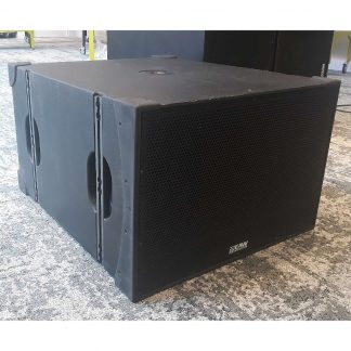 EAW NTS22 Amplified compact subwoofer