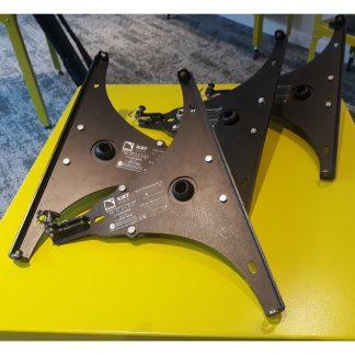 L-Acoustics KIET KIVA brackets for speaker stands