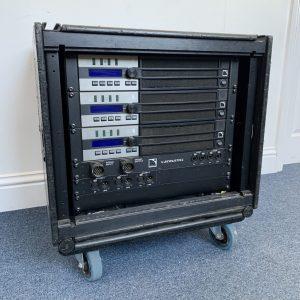 L-Acoustics LA8 LA-RAK AES/EBU R3