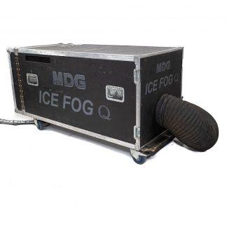MDG ICE FOG Q Low Fog Generator