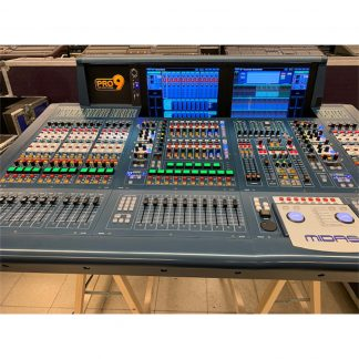 Midas PRO9 Digital Mixing Console Package (1)