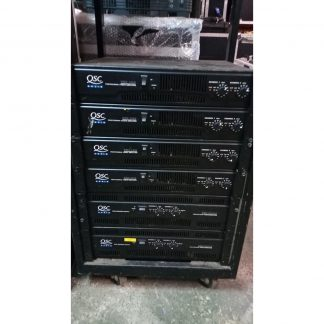 QSC RMX 4050 Amplifier