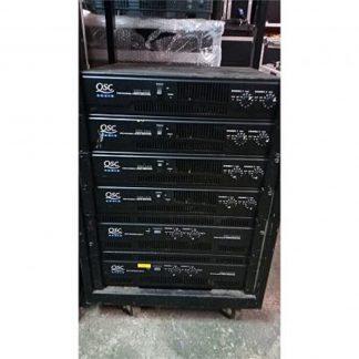 QSC RMX 1450 Amplifier