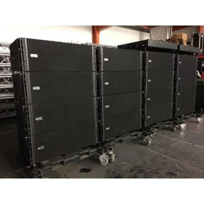 RCF TTL55-A Line Array Module and TTS56-A Subwoofer System