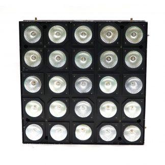 Showtec Matrix Blinder 5x5 Lighting Fixture