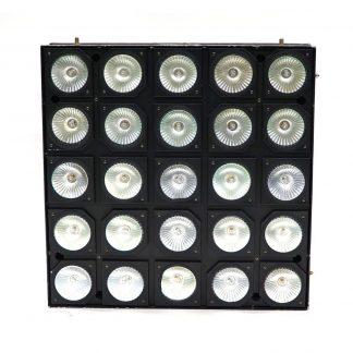 Showtec Matrix Blinder 5x5 Lighting Fixture Package (6)