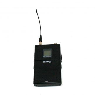 Shure UR1 L3E Bodypack Transmitter