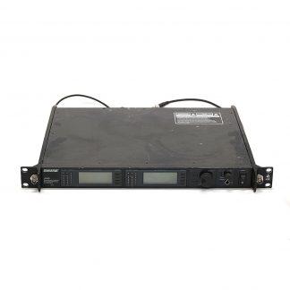 Shure UR4D - J5E (34/41) Dual Wireless Receiver