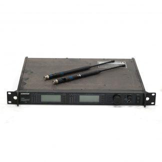 Shure UR4D L3E Dual Wireless Receiver