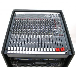 Soundcraft Spirit FX16 Audio Mixing Set (1)