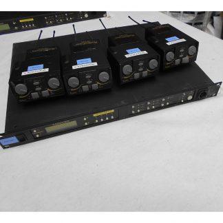 Telex BTR-800 UHF Wireless Intercom Base Station System