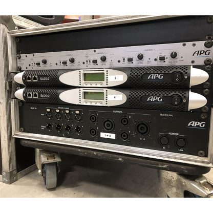 APG DX12 Multi-purpose compact speaker package