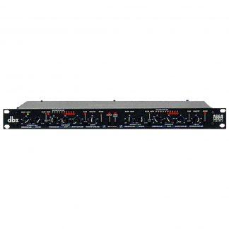 DBX 166A 2-Channel Compressor/Limiter