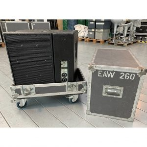 EAW JF 260 Loudspeaker set (2)
