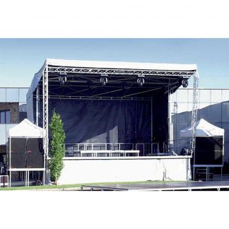 Europodium HYDRAU IV Mobile Stage