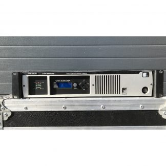FOHHN Audio D-2.1500 2-Channel Amplifier