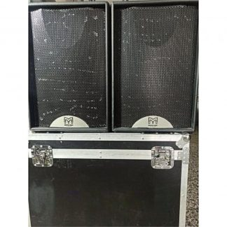 Martin Audio S12 Subwoofer Package (4)