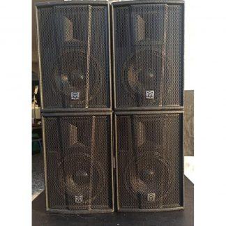 Martin Blackline F10+ Loudspeaker