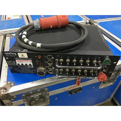 Outboard LV12 Motor control system