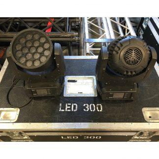 Robe LEDWash 300 Lighting Fixture