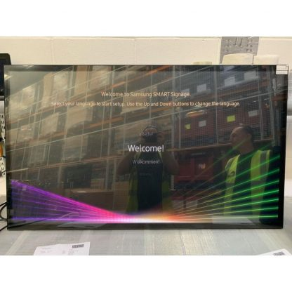 "Samsung 55"" PM55F-BC Touch Display"