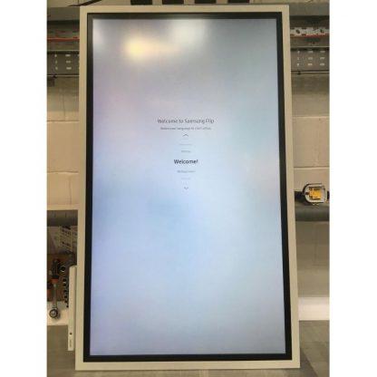 """Samsung Flip 55"""" WM55H 4K Touch Interactive Whiteboard"""