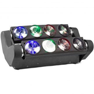 Varytec LED Arc Wave RGBW 8 x 10 W Lighting Fixture