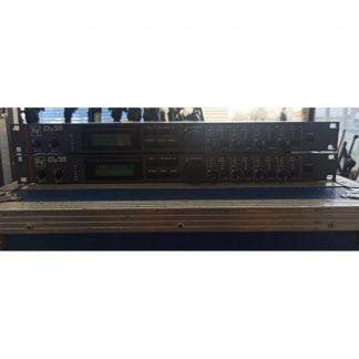 Electrovoice DX38 Processor Set (2)