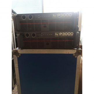 Electrovoice P3000 Amplifier Set (2)