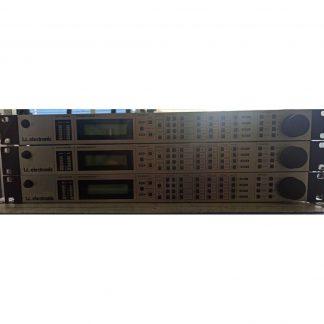 TC Electronic XO24 Signal Processor Package (3)
