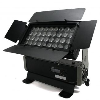 CLF Ares LED-wash 36x RGBW Lighting Fixture