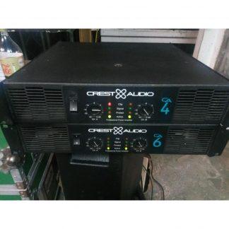 Crest Audio CA4 Amplifier