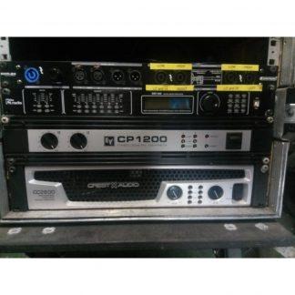 Crest Audio CC2800 Power Amplifier