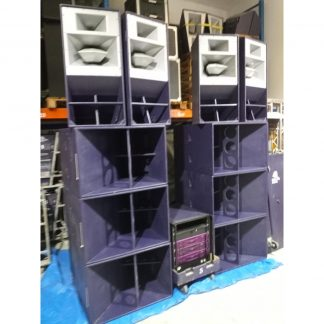Used Funktion One Res 4E and F121 Complete System