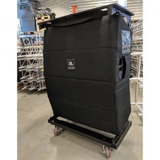 JBL VTX A12 Line Array Loudspeaker and 4+4 Crown IT 4x3500 HD Amplifiers Package