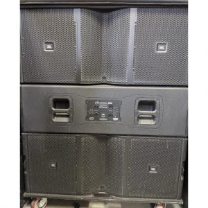 JBL VTX S28 Set (3)
