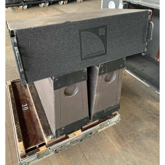 L-Acoustics dV-Dosc Complete Plug and Play System